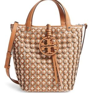 New Tory Burch ♥️ Miller Leather Chainmail Tote